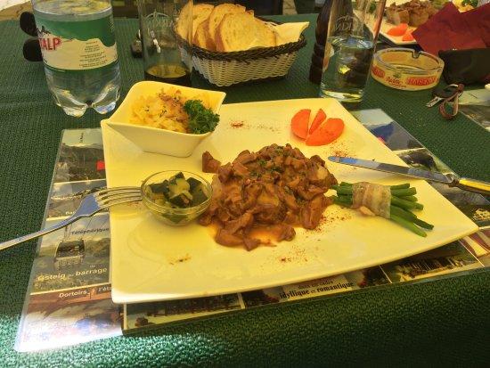 Hotel Restaurant du Sanetsch