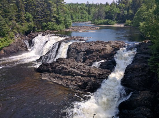 ‪‪West Forks‬, ‪Maine‬: Grand Falls‬