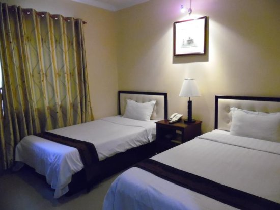 Silver River Hotel: Room