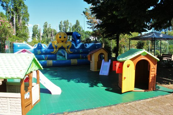Costa d'Argento Village Club: Baby park