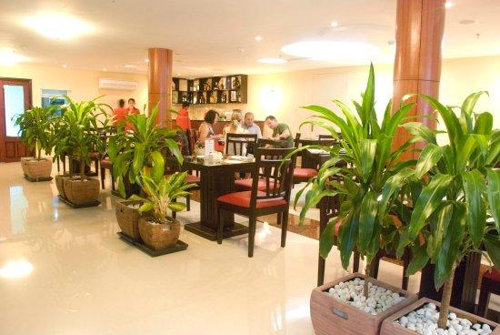 Silver River Hotel: Restaurant