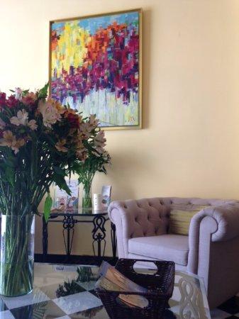 Hotel Casa Lucia: Lobby
