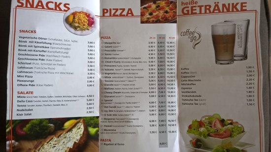 Pizza Cafe Bosporus