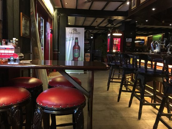 never coming back here smokers アンヘレス rob s gastropub