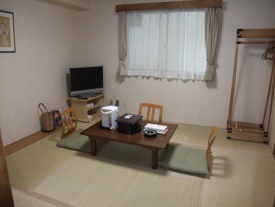 Hotel Tateshina: Main Bld. Japanese style room