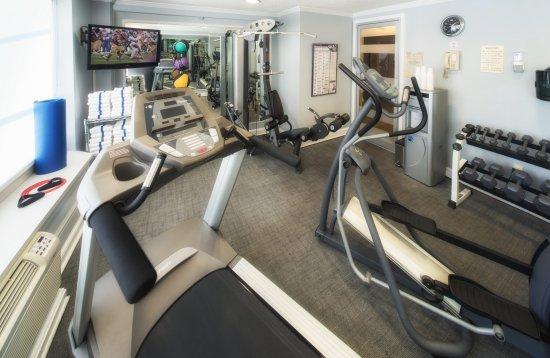 Bethesda Court Hotel: Fitness Center