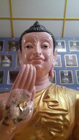 Wat Chayamangkalaram: Buddha Statue, Dragon Zodiac