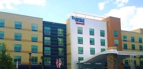 Fairfield Inn & Suites Orlando East/UCF Area