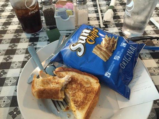 Whitesburg, KY: My half eaten food