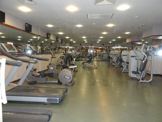 Gym Picture Of Fantasia Hotel De Luxe Kusadasi Tripadvisor