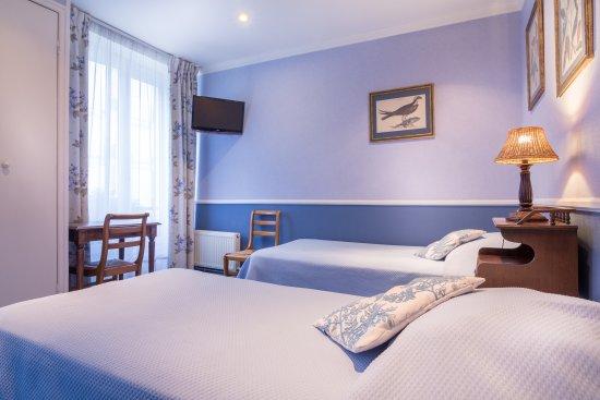 Hotel des Arts: chambre twin
