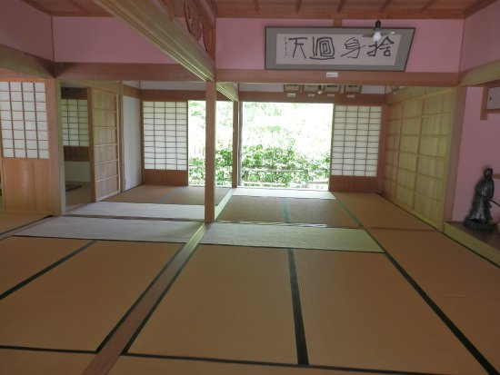 Shintaro Nakamura Hall : 生家の広間