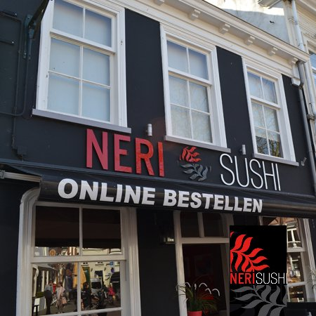 Neri Sushi from outside