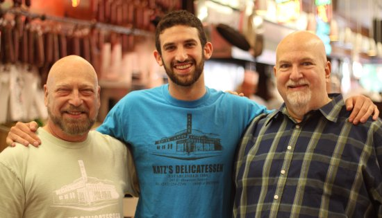 Katz's has been a family run business for over 100 years
