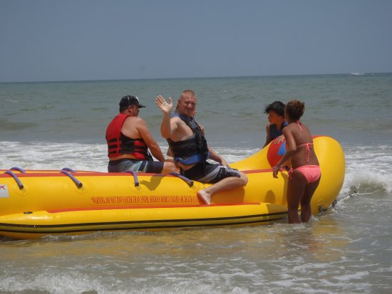 Myrtle Beach Banana Boat