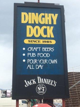 Dinghy Dock Bar SB