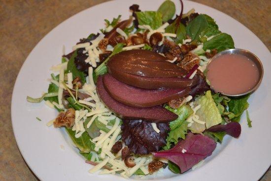 Allen Park, MI: salad