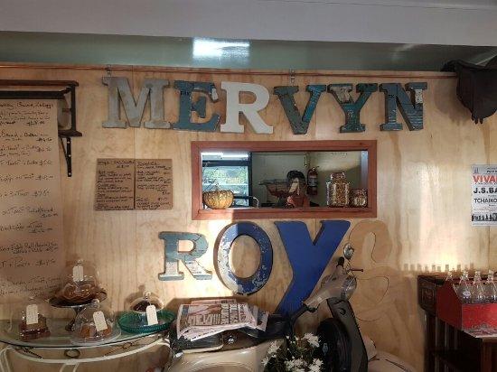 Bilinga, Australië: Mervyn roys