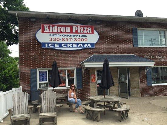Kidron Pizza