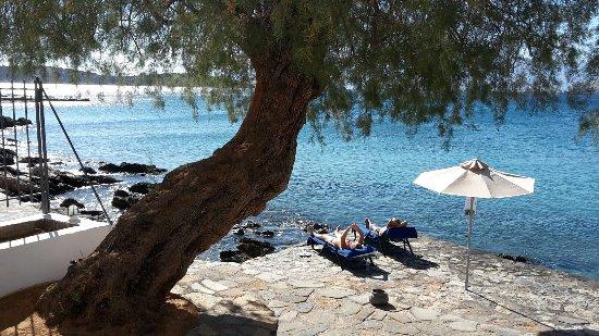 Minos Beach Art hotel: 20160615_091436_large.jpg