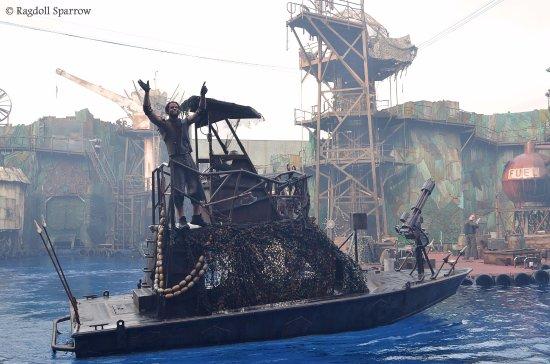 waterworld - Picture of Universal Studios Singapore ...
