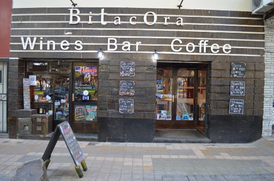 Bitacora Wines Bar Coffee