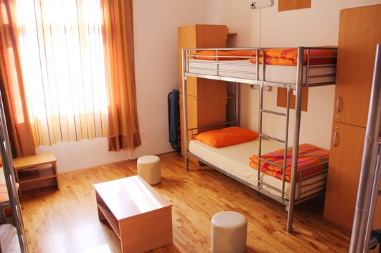 Hostel Split Backpackers : Dormitory room