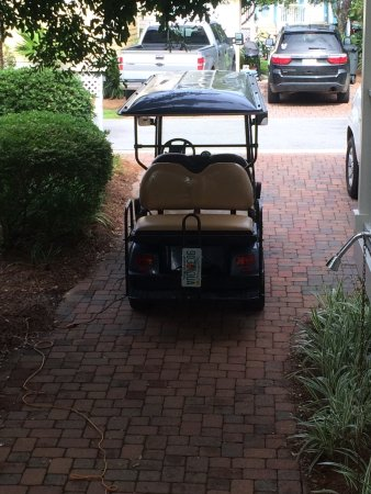 30A Custom Cart Rentals, Santa Rosa Beach