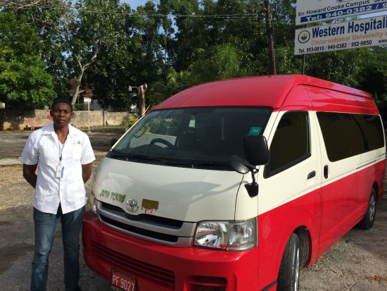 Westmoreland Parish, Jamaica: Leon, a true gentleman