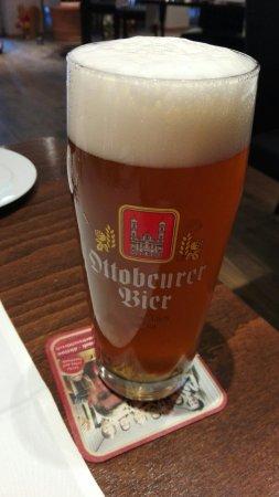 Ottobeuren, Alemania: Gutes Angebot am Mittwoch, Grill Hähnchen mit Pommes und Bier für 9.99€