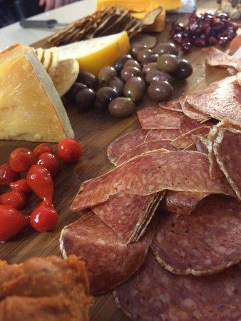 Wausau, Wisconsin: Cheese & charcuterie boards