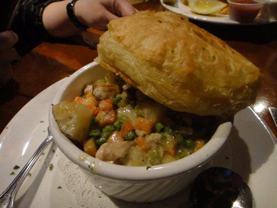 Pappy McGregor's Pub : Pot pie