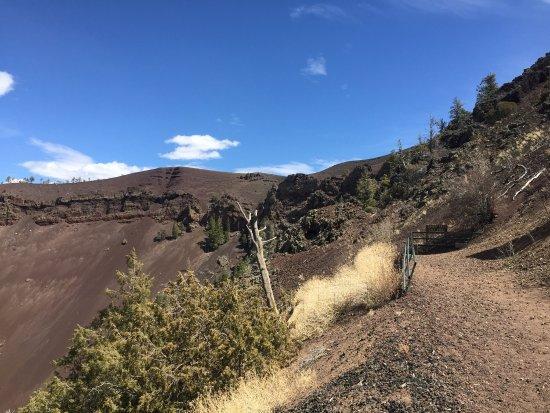Land of Fire & Ice (Bandera Volcano & Ice Cave)