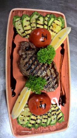 Montespertoli, Italia: Piatti fantastici toscani