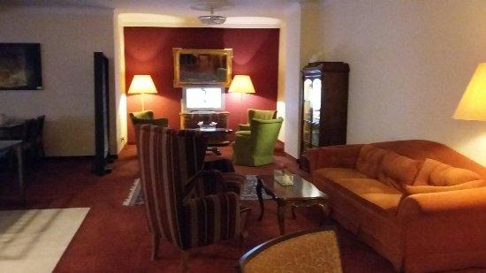 Hotel Alpha: Viena.