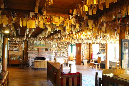 The Baldpate Inn: The largest key collection in the world donated by grateful patrons over their 99 years in busin