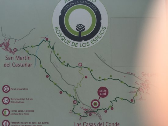 Foto de Ruta Asentadero - Bosque de Los Espejos