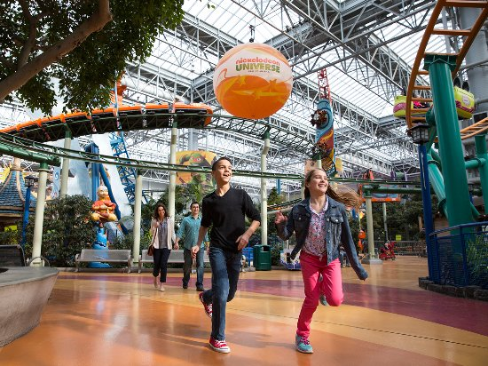 Bloomington, MN: nickelodeon-universe