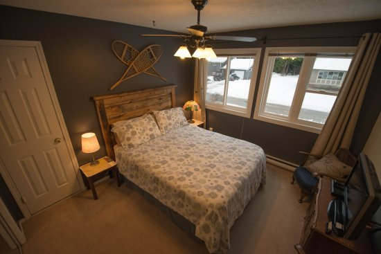 Alpenrose Bed and Breakfast: Mackenzie Room