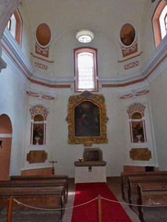 Vysocina Region, جمهورية التشيك: Interiér hradní kaple 2