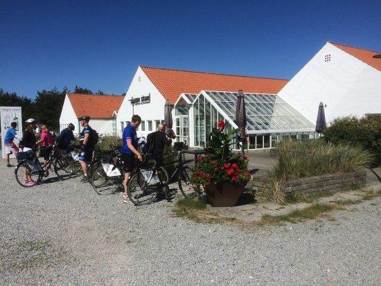 Holidaycenter Skagen Strand: Foran resepsjonen