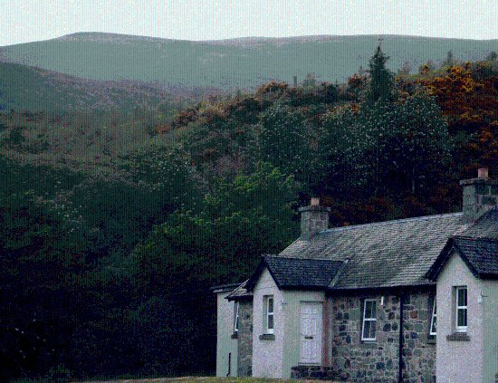 Newtonmore, UK: The Cottage