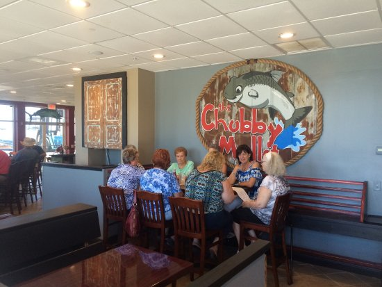 Micco, FL: The Chubby Mullet Bar and Grill