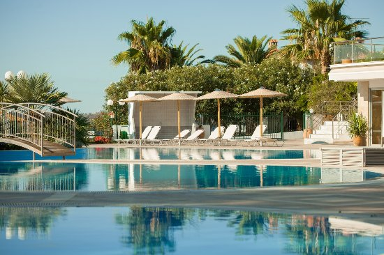 Alexandros Palace Hotel: Pool