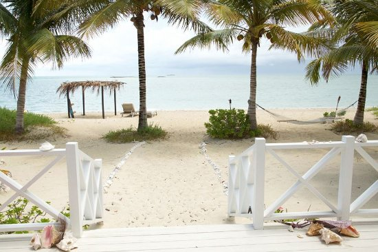 Kamalame Cay: our own backyard to the beach