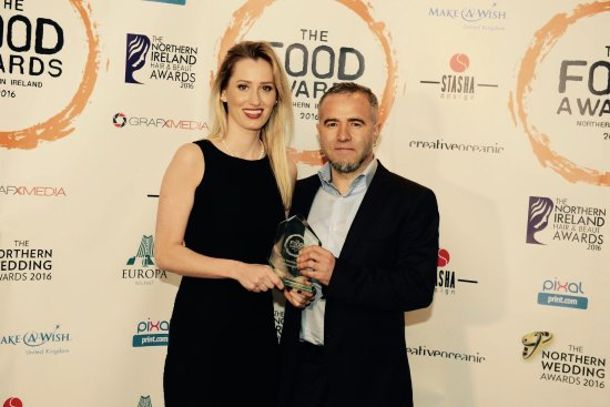 Chef and Manager: The Best Mediterranean Establishment 2016!!