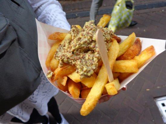 Friet Steeg: Muito apetitosa!