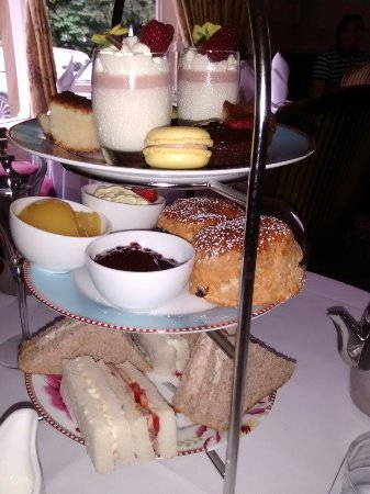 Wentbridge, UK: Afternoon tea