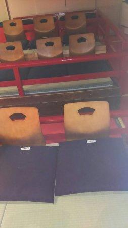 Osu Entertainment Hall : 2階客席、座椅子仕様になりました。