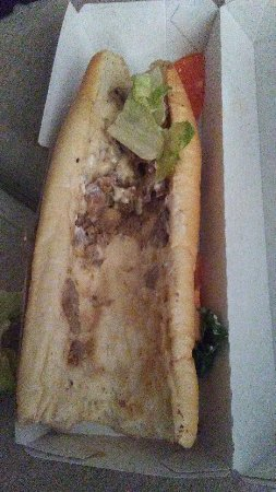 Levittown, Πενσυλβάνια: Where's the Beef & Pork?